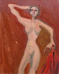 nude by george condo