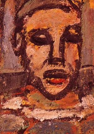 pancrase by georges rouault