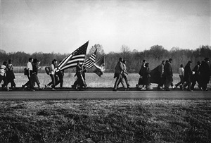 on the road, selma march, alabama by steve schapiro