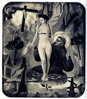 history of the white world: venus preferred to christ by joel-peter witkin