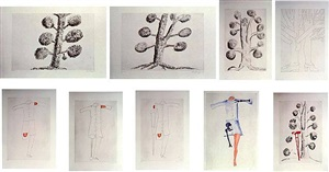topiary: the art of improving nature by louise bourgeois
