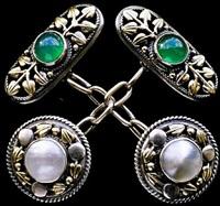 fine arts & crafts cufflinks by artificers' guild