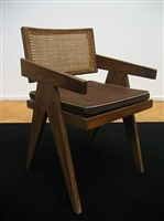 chair type v by pierre jeanneret