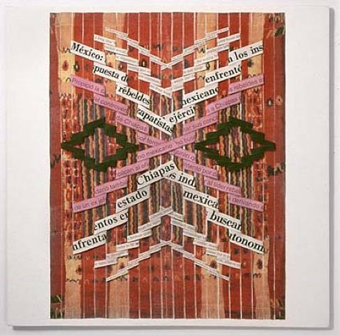 a weft of signs by gracia cutuli