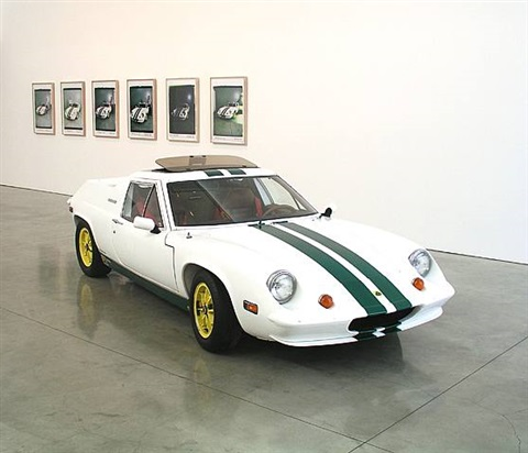lotus by chris burden