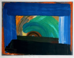 gossip by howard hodgkin
