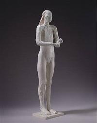 standing figure by manuel neri