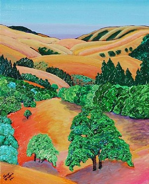 freestone hills by jack stuppin