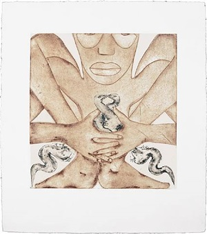 south by francesco clemente
