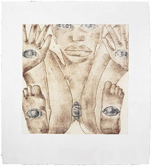 east by francesco clemente