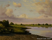along the coast by harley w. bartlett