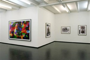 installation view by thomas ruff