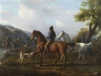 le cavalier by jean daniel hubert