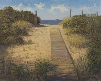 surf club walk (sold) by chris dixon
