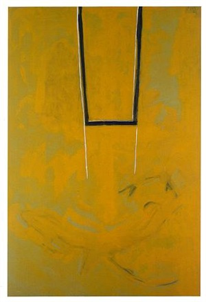 great wall of china #4 by robert motherwell