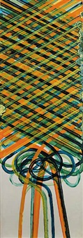 untitled - tartan by edward william godwin