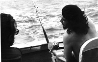 pesquería con fidel by alberto diaz gutierrez korda