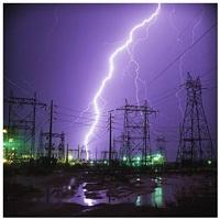 red rock power station, arizona 2003 by jeff smith