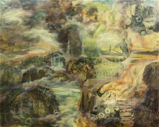 the tempest by vera berdich