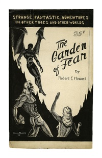 the garden of fear by alva rogers