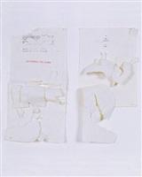 serie l'amour propre. serie bellagio <br> untitled (2 pieces)) by elena del rivero
