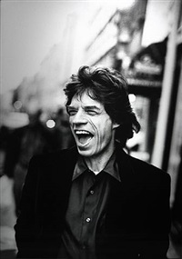 jagger remembers, pl32232/18 by peter lindbergh