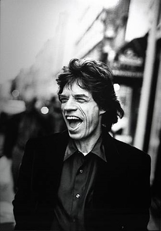mick jagger, rolling stone magazine, london by peter lindbergh