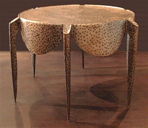 table ronde paris by andré dubreuil