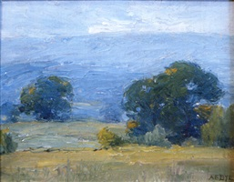 bucks county view - sold by arthur edwin bye