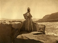 wishham maid by edward sheriff curtis