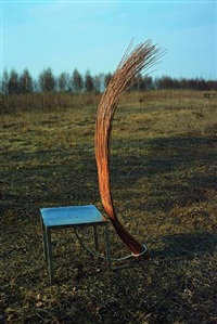 wave chair by pawel grunert