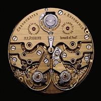 journe, chronometre a resonance by guido mocafico