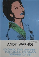 kimiko by andy warhol