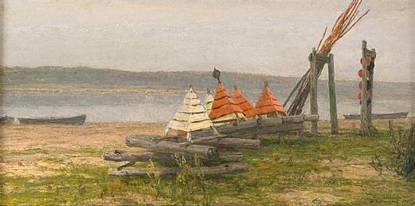 buoys by alexei m. gritsai