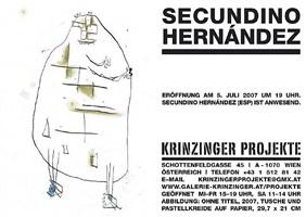 invitation by secundino hernández