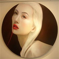 communism noble - the white haired woman by ling jian