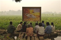 van gogh's the midday sleep 1889/90 and the thai villagers 2007 by araya rasdjarmrearnsook