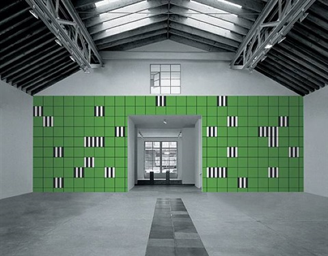 photo-souvenir : unexpected variable configurations: a work in situ, édition by daniel buren