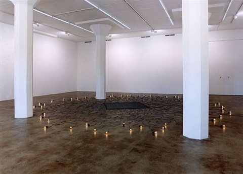 undercurrent by mona hatoum