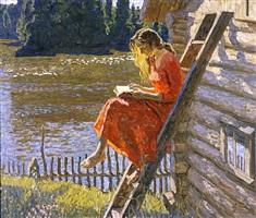 summer by alexey and sergey tkachev