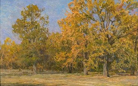 oaks in priluki by alexei m. gritsai