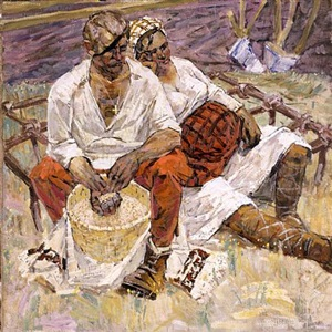 meditation by andrei kurnakov