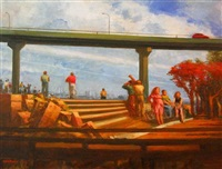 expressway site by sidney goodman