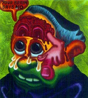 your brain says no by peter saul