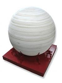 square earth, round heaven by lu shengzhong