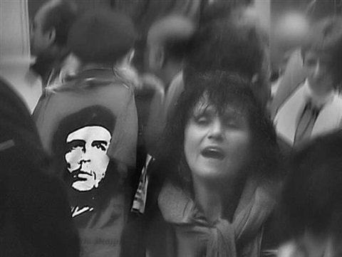 demo 6 (paris, 2006) by chris marker
