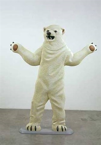 polar bear by martin honert
