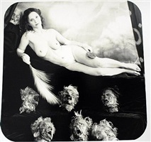 ars moriendi, paris by joel-peter witkin