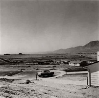 newly occupied tract houses, colorado springs by robert adams