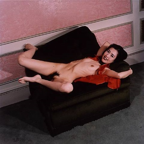 chambre close by japanese women: tamaki by bettina rheims
